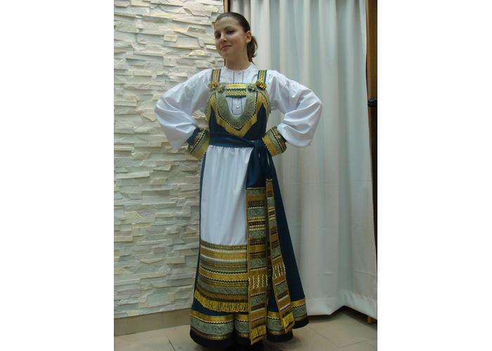 Женский казачий костюм купить